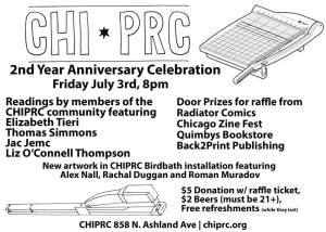 ChiPRC Anniversary